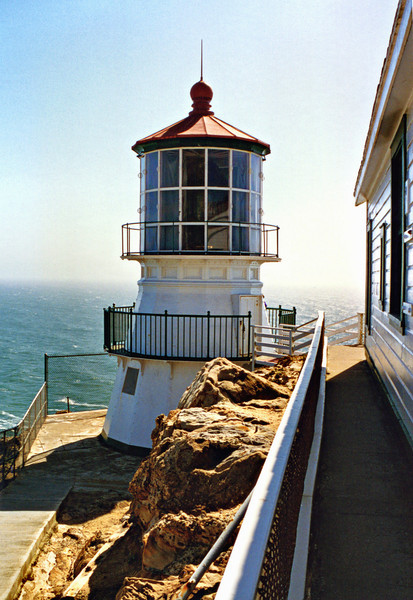 The Point Reyes station had difficulty retaining Keepers.  The isolation (the nearest town was 20 miles away) and harsh conditions resulted in resignations or Keepers turning to the bottle.  Winds gusted up to 100 miles per hour and the foghorn would blow constantly for days on end.