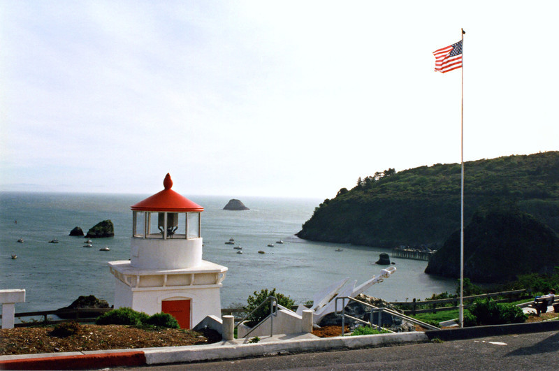 In 1998 new windows and a new steel dome were installed in the replica lighthouse lantern.  The park is maintained by the Town of Trinidad and is open to the public 24 hours.