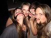 What is it about making moustaches from our hair that is soooo funny?