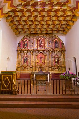 Mission Dolores Sanctuary0226