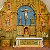 Mission San Carlos Borromeo del río Carmelo Altar0042