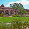 Courtyard, Mission San Juan Capistrano5710