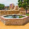 Mission San Juan Capistrano Fountain5217