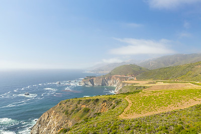 Bixby Creek Bridge - Carmel, CA, USA