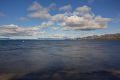 Lake Tahoe. Lakeview Commons. South Lake Tahoe, CA, USA