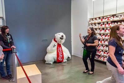 Coca Cola Store. Las Vegas, NV, USA