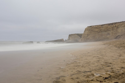 Panther Beach - Santa Cruz, CA