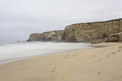 Bonny Doon Beach - Santa Cruz, CA, USA
