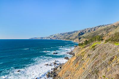 SR-1 - Big Sur, CA, USA