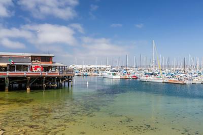 Fisherman's Wharf - Monterey, CA, USA