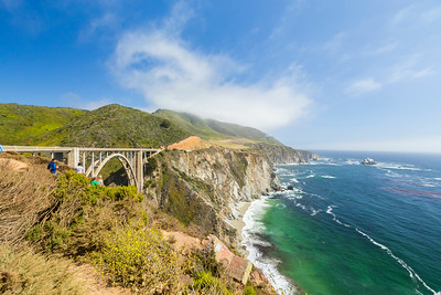 Bixby Creek Bridge - Monterey, CA, USA