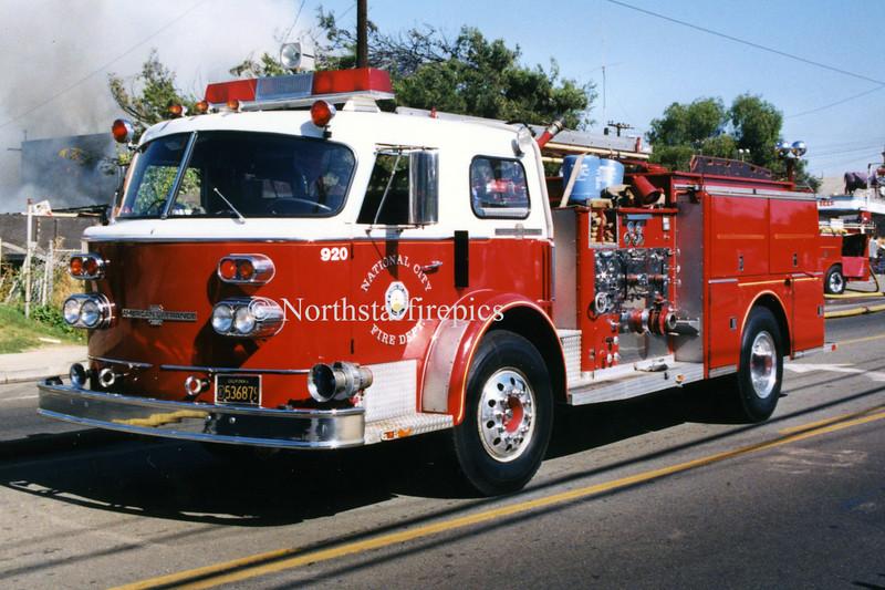 National City E-5736 458