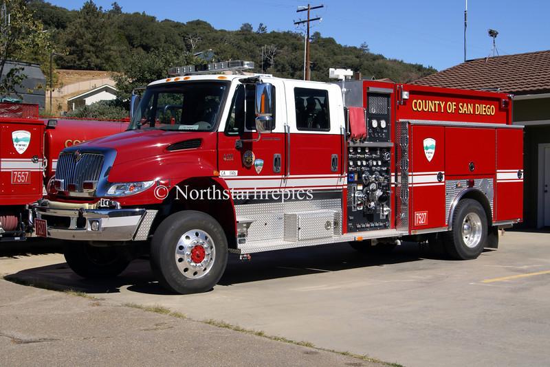 San Diego County E-7527  039