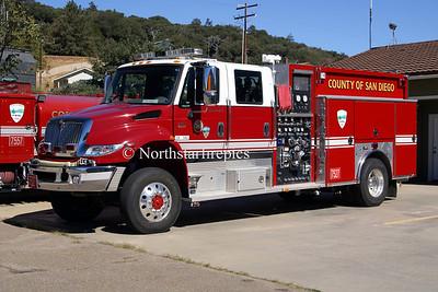 San Diego County Fire Authority