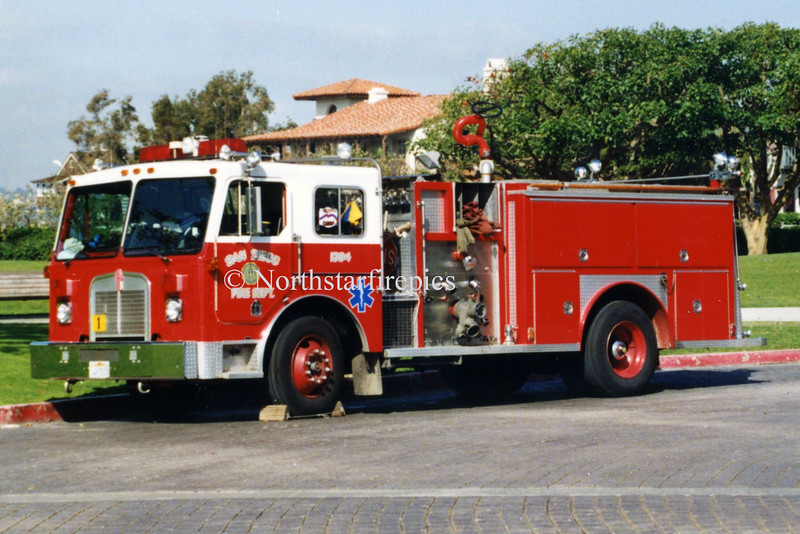 San Diego Fire Department - NorthStarFirepics