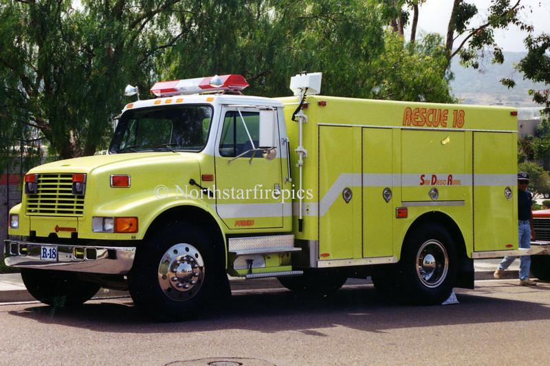 San Diego Rural R-18 397