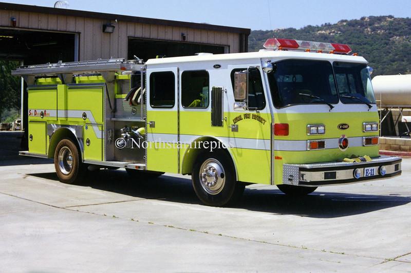 San Diego Rural E-11 405