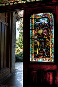 beringer-winery-door