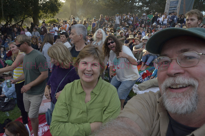 hardly strictly moment