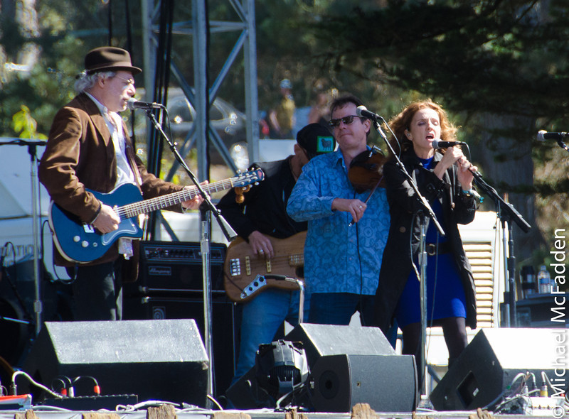 Buddy Miller, Patty Griffin, Hardly Strictly Bluegrass 2012