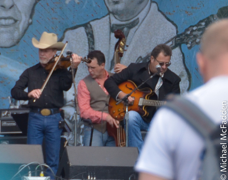 Vince Gill, The Time Jumpers, Hardly Strictly Bluegrass 2012
