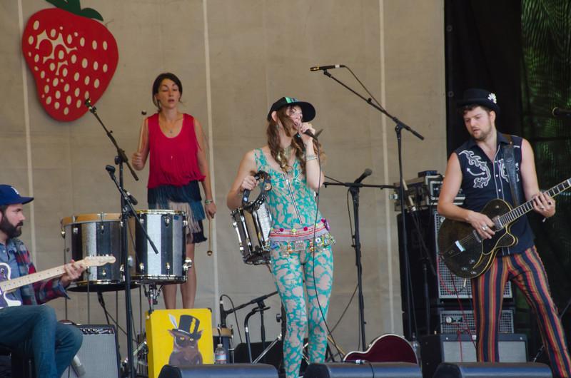 STRAWBERRY MUSIC FESTIVAL SPRING 2013