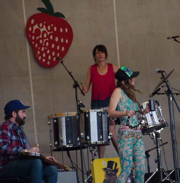 STRAWBERRY MUSIC FESTIVAL SPRING 2013