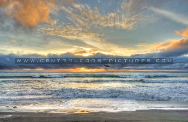 ocean sunset_1155