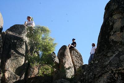 guys on the rocks