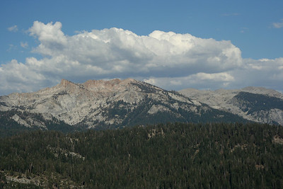More view from Little Baldy