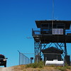 Horse Ridge fire tower on NF-23
