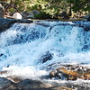 Creek flowing into Lake Tahoe