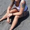 On Stone Lagoon Beach