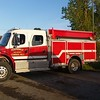 Ferndale Fire's 4x4 fire truck.  It's a monstrosity up close!