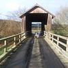 Covered bridge near Eureka