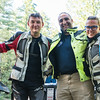 """We hosted Linis and Asta, from Lithuania, who are riding around the world over 18 months on motorcycles.  They are about 260 days into their journey now.  They spent a night with us and then we rode together a bit the next day. <br />  <br /> <br /> Follow their adventure at  <a href=""""http://www.2wheeledadventures.com"""">http://www.2wheeledadventures.com</a><br /> <br /> Pic by Asta"""