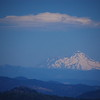Even CLOSER shot of Mt Shasta...