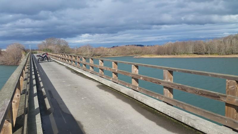 Bridge to Cock Robin Island