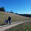 My buddy Ryan borrows my WR250R to do some riding