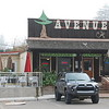 Favorite breakfast place on Avenue of the Giants in Miranda; The Avenue Cafe
