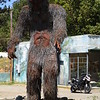 Bigfoot in Happy Camp on Hwy 96