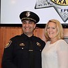 Meredith and I at the EPD promotional ceremony.