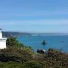 Lighthouse on Trinidad Bay. (Meredith)