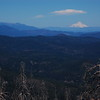 Closer shot of Mt Shasta from NF-23