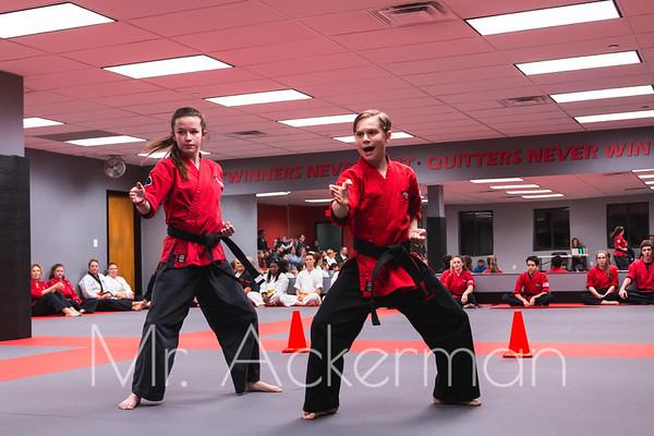 Callahans Karate Forms Tournament 2018