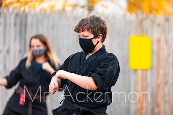 Black Belt Graduation Nov 2020