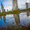 Tourist at Callanish