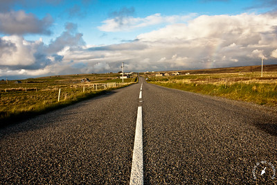A Road on the Isle of Lewis