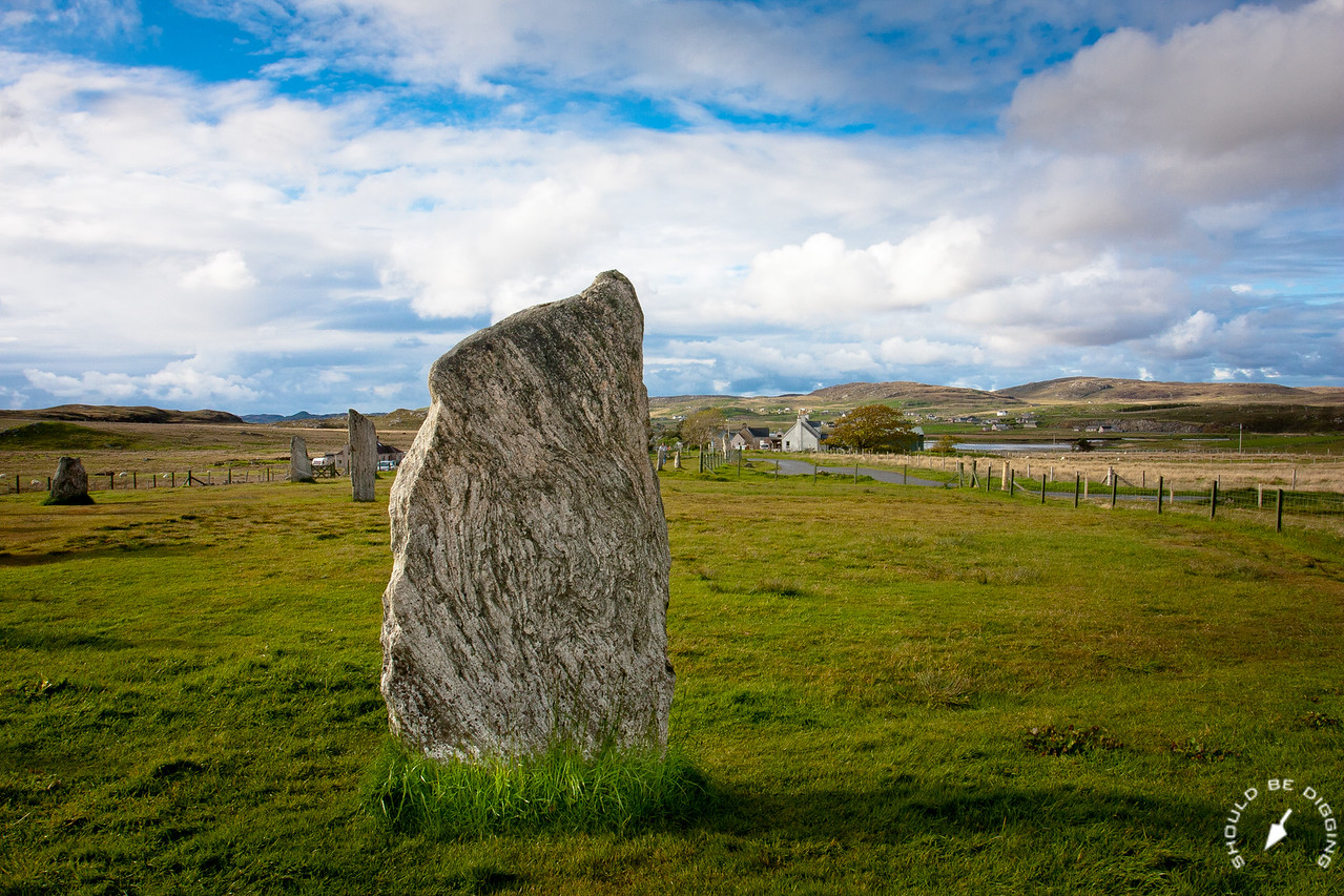Single Callanish Stone