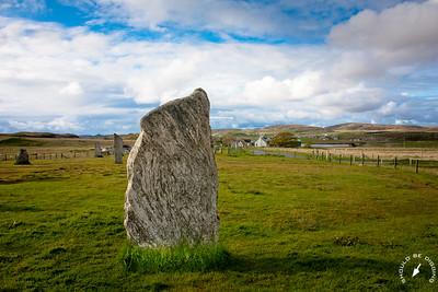 Single Callanish Stone